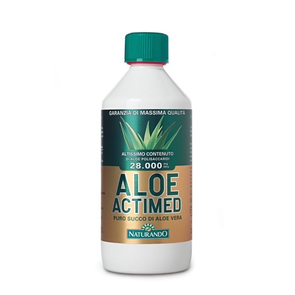 ALOE ACTIMED -  ČISTI SOK ALOJE  500ml