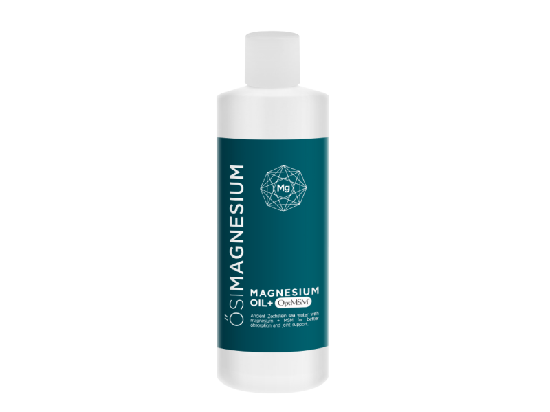 Magnezijevo olje + OptiMSM®  - 200 ml